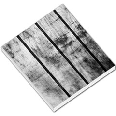Black And White Fence Small Memo Pads