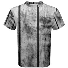 BLACK AND WHITE FENCE Men s Cotton Tees