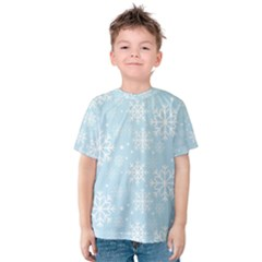 Frosty Kid s Cotton Tee