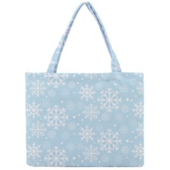 Frosty Tiny Tote Bags