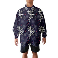 Snowflake Wind Breaker (Kids)