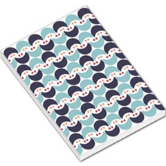 Moon Pattern Large Memo Pads