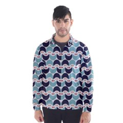 Moon Pattern Wind Breaker (men)