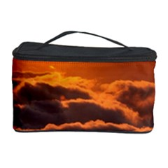 SUNSET OVER CLOUDS Cosmetic Storage Cases