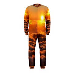 Sunset Over Clouds Onepiece Jumpsuit (kids)