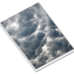 Storm Clouds 2 Large Memo Pads