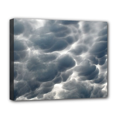 STORM CLOUDS 2 Deluxe Canvas 20  x 16