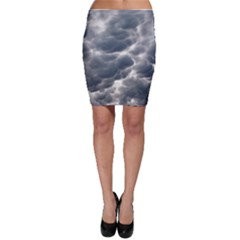STORM CLOUDS 2 Bodycon Skirts
