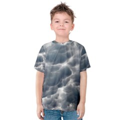 STORM CLOUDS 2 Kid s Cotton Tee