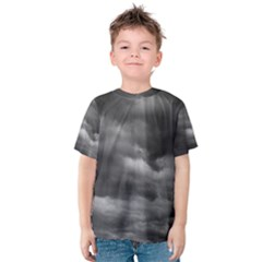 STORM CLOUDS 1 Kid s Cotton Tee