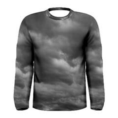 STORM CLOUDS 1 Men s Long Sleeve T-shirts