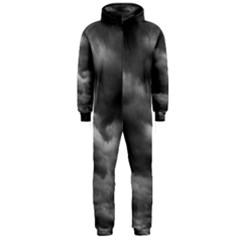 STORM CLOUDS 1 Hooded Jumpsuit (Men)