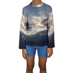 HEAVEN RAYS Kid s Long Sleeve Swimwear