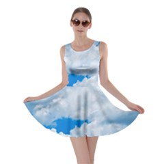 CUMULUS CLOUDS Skater Dresses
