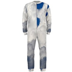 Big Fluffy Cloud Onepiece Jumpsuit (men)