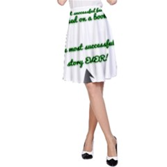 Wicked Fanfiction A-Line Skirt