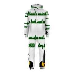Wicked Fanfiction Hooded Jumpsuit (Kids)