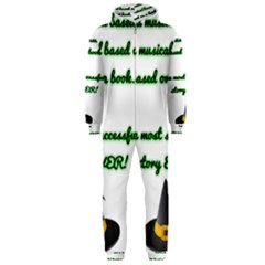 Wicked Fanfiction Hooded Jumpsuit (Men)