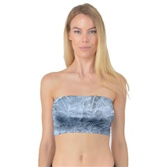 WATERY ICE SHEETS Women s Bandeau Tops