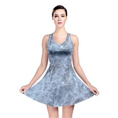 WATERY ICE SHEETS Reversible Skater Dresses