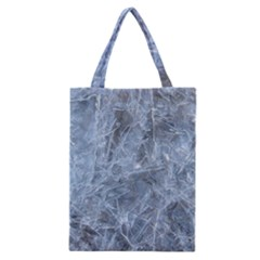 WATERY ICE SHEETS Classic Tote Bags