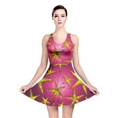 Star Burst Reversible Skater Dresses