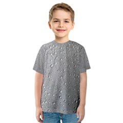 Water Drops 3 Kid s Sport Mesh Tees
