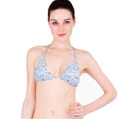 WATER DROPS 2 Bikini Tops