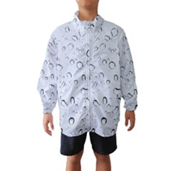 WATER DROPS 2 Wind Breaker (Kids)