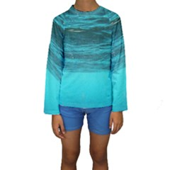 Underwater World Kid s Long Sleeve Swimwear