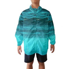 UNDERWATER WORLD Wind Breaker (Kids)
