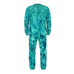 Turquoise Water Onepiece Jumpsuit (kids)