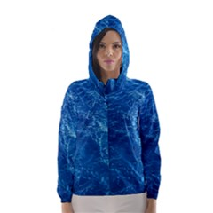 PACIFIC OCEAN Hooded Wind Breaker (Women)