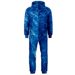 PACIFIC OCEAN Hooded Jumpsuit (Men)