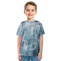 OCEAN WAVES Kid s Sport Mesh Tees