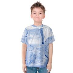 ICE CUBES Kid s Cotton Tee