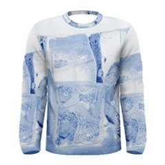 ICE CUBES Men s Long Sleeve T-shirts