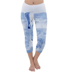 ICE CUBES Capri Winter Leggings