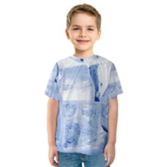 ICE CUBES Kid s Sport Mesh Tees