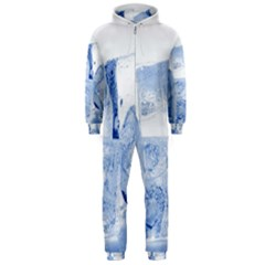 Ice Cubes Hooded Jumpsuit (men)