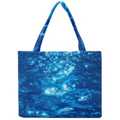 LIGHT ON WATER Tiny Tote Bags