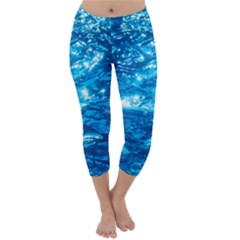 Light On Water Capri Winter Leggings