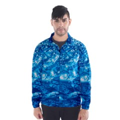 LIGHT ON WATER Wind Breaker (Men)