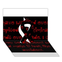 I ve Watched Enough Criminal Minds Ribbon 3D Greeting Card (7x5)