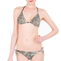 WEATHERED GREY STONE Bikini Set