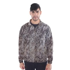 WEATHERED GREY STONE Wind Breaker (Men)