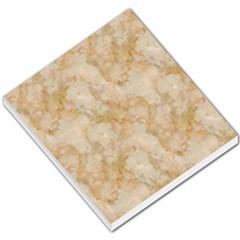 Tan Marble Small Memo Pads