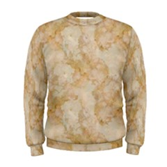 TAN MARBLE Men s Sweatshirts