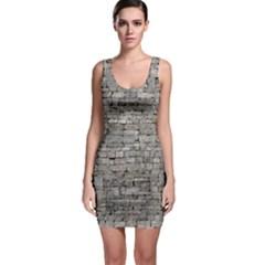 STONE WALL GREY Bodycon Dresses