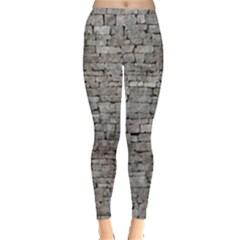 STONE WALL GREY Women s Leggings